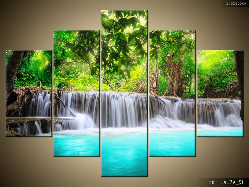 Lazurowy Wodospad