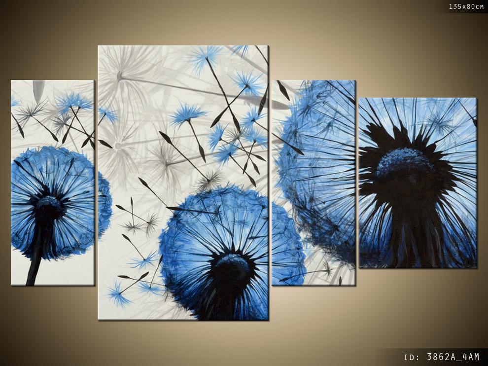 Niebieskie Dmuchawce